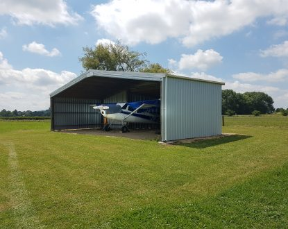 Aircraft, Plane & Helicopter Hangars